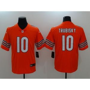 Youth Chicago Bears Mitchell Trubisky Jersey (3)